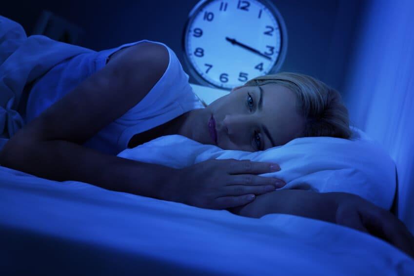 不眠症の解消