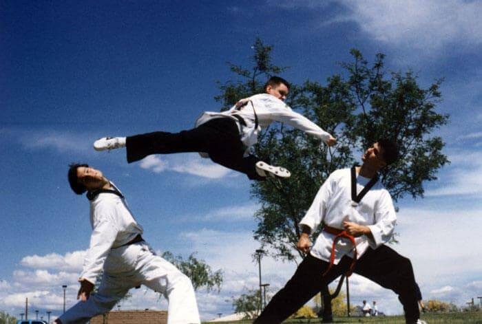 格闘技(武道)トレーニング