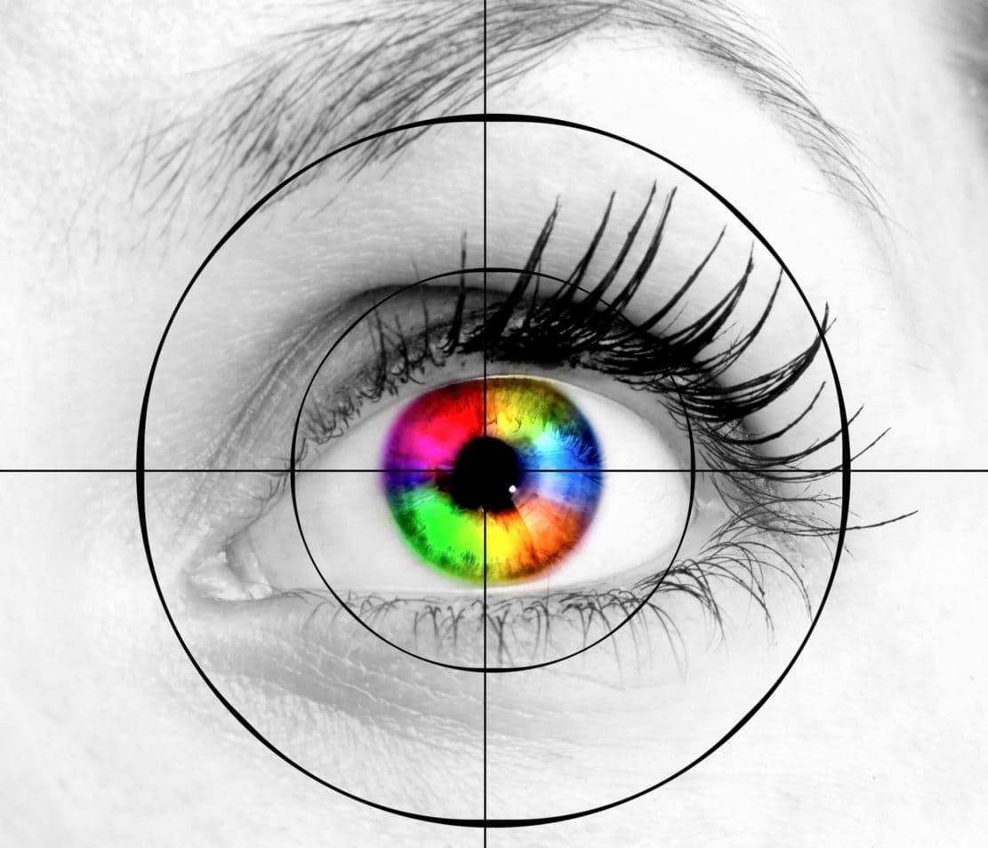 視力回復をサポート