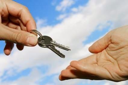 運命の扉を開く鍵を渡します