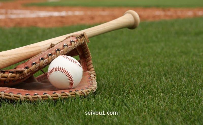 野球のトレーニングの助け