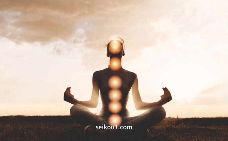 深い瞑想状態を助ける