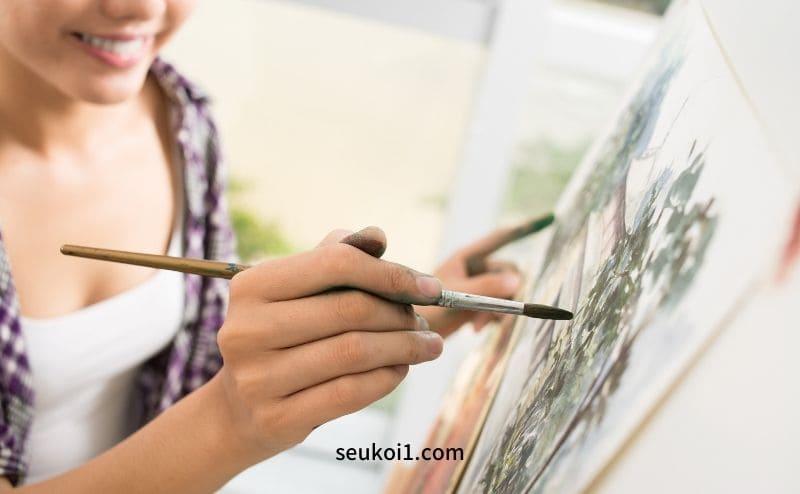 芸術的才能を伸ばす