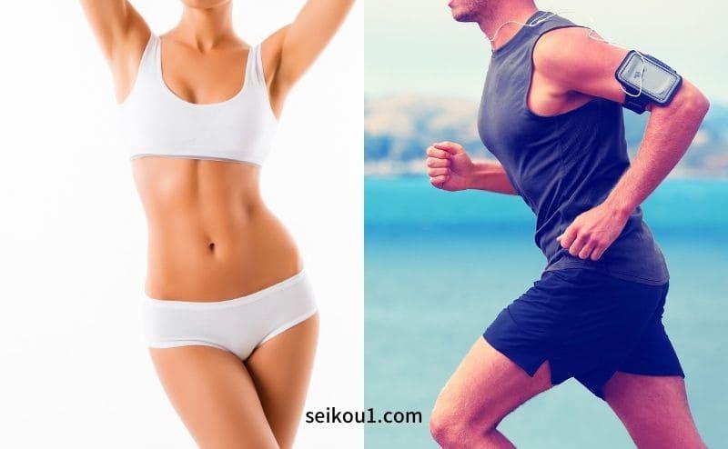 健康な身体のイメージ-健全な身体を作る