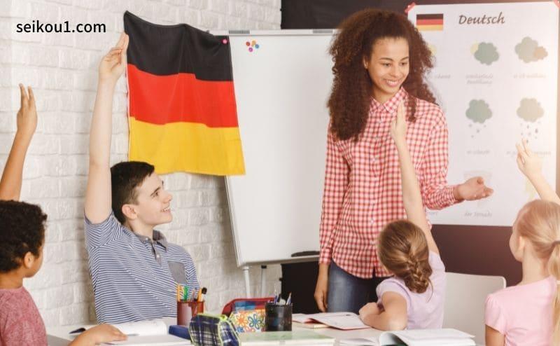 ドイツ語を学ぶ助け