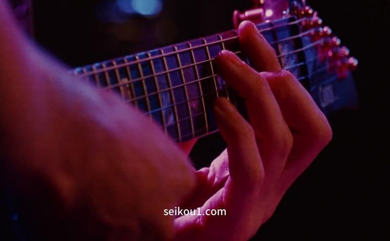ギターの弾き方を学ぶ
