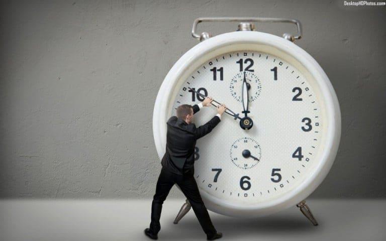時間を止める方法とは?
