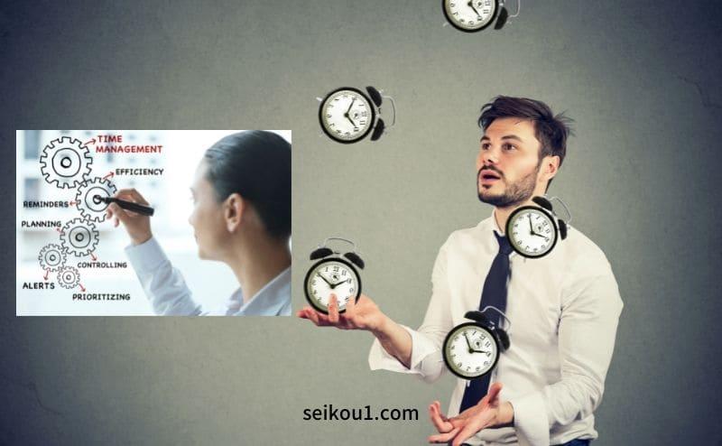 時間管理のコツを掴むための