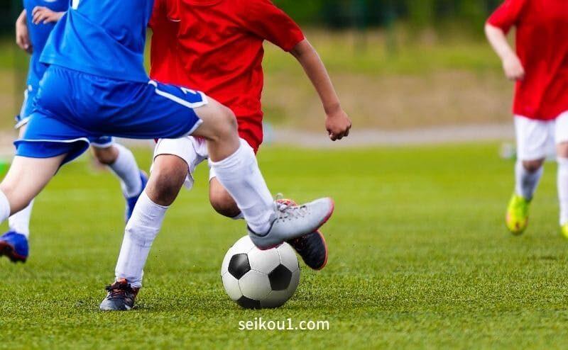 サッカーの技術を磨くトレーニング